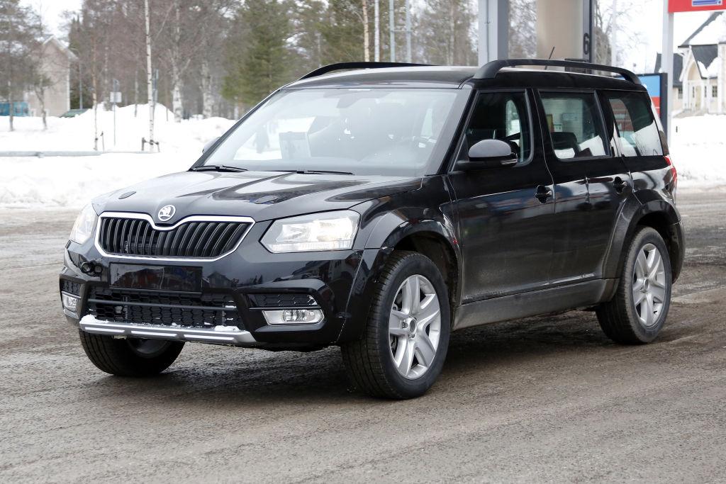 Erwischt: Erlkönig Skoda A-Plus-SUV