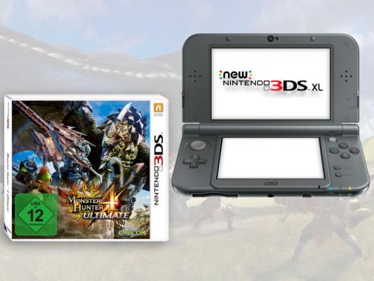 auto.de-Ostergewinnspiel: Nintendo 3DS XL inklusive Spiel