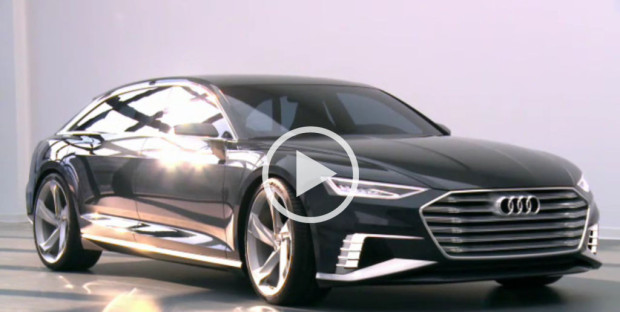 Audi Prologue Trailer
