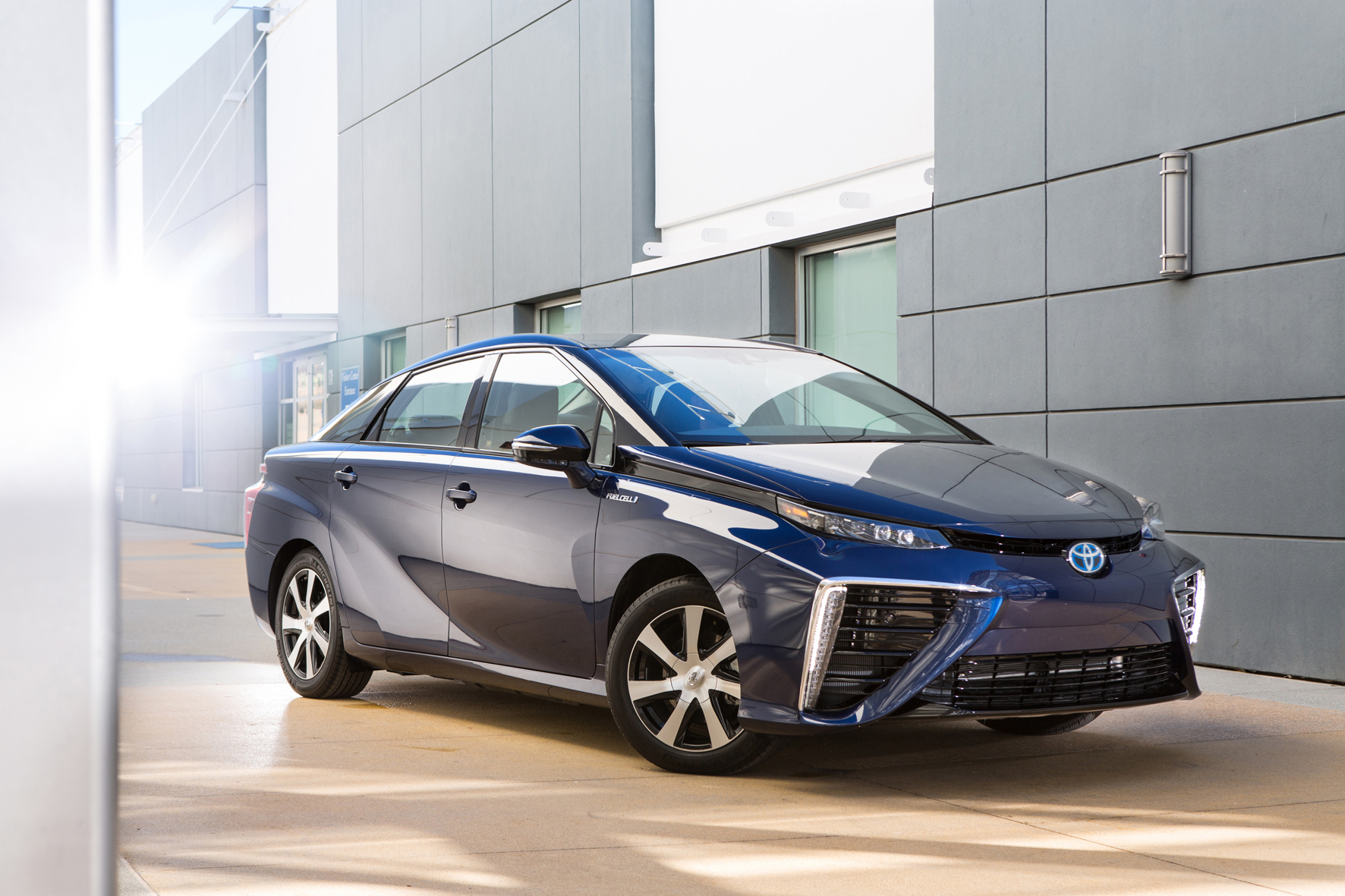 Wasserstoff-Mobilität zum Anfassen