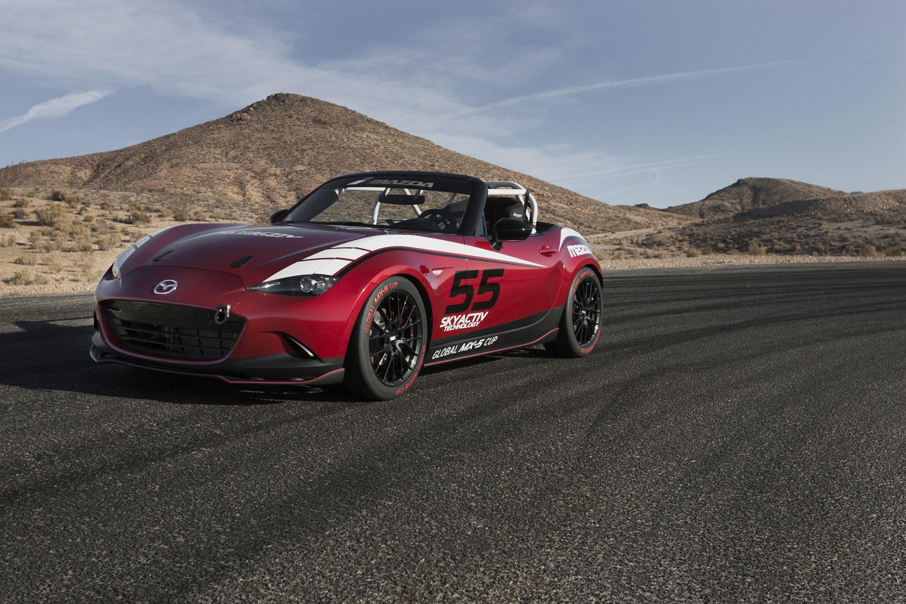 Den neuen Mazda MX-5 bereits jetzt virtuell fahren