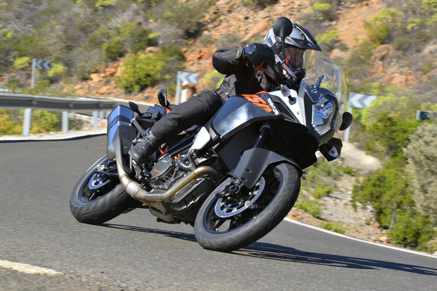 KTM 1050 Adventure: Der große Einstieg