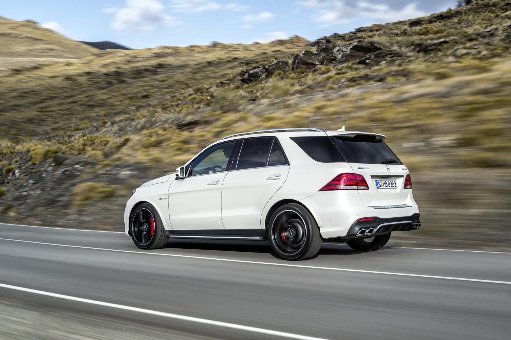 Mercedes-Benz GLE: Neustart für den SUV-Bestseller