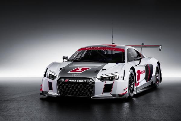 Audi R8 LMS: Renn-Premiere auf dem Nürburgring