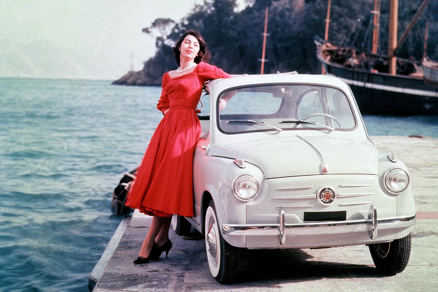 Fiat 600 wird 60 Jahre alt