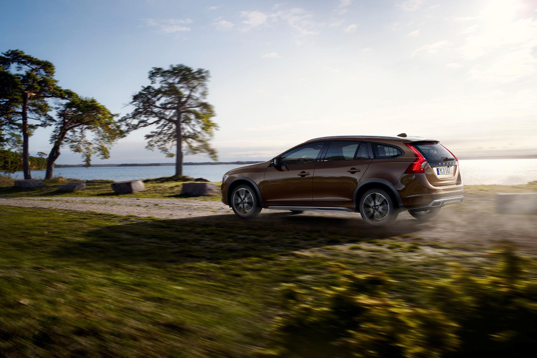 Kultur fürs Grobe: Volvo V60 und S60 Cross Country