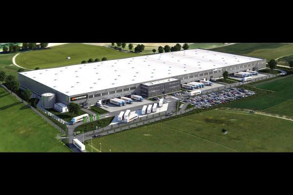 Hankook mit neuem Logistik-Zentrum