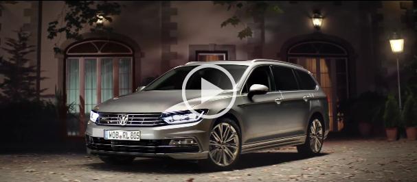 VW Passat TV Spot
