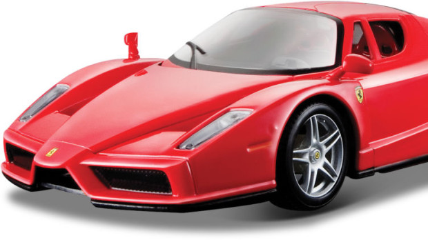 auto.de-Gewinnspiel: Ferrari-Flitzer von Bburago