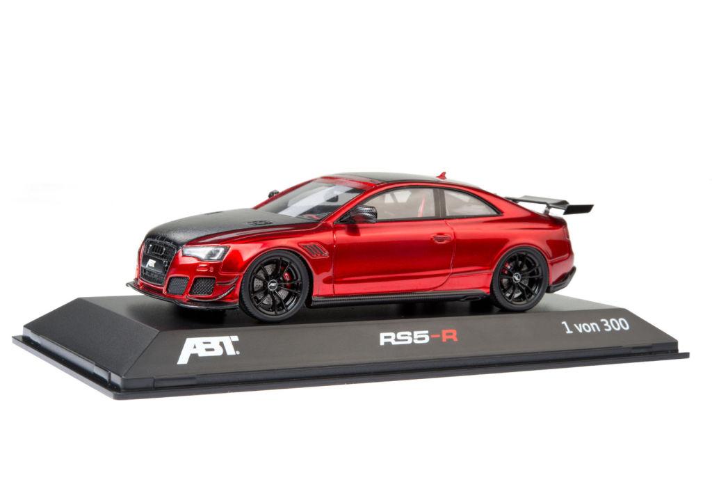 auto.de-Gewinnspiel: Modellauto ABT RS5-R
