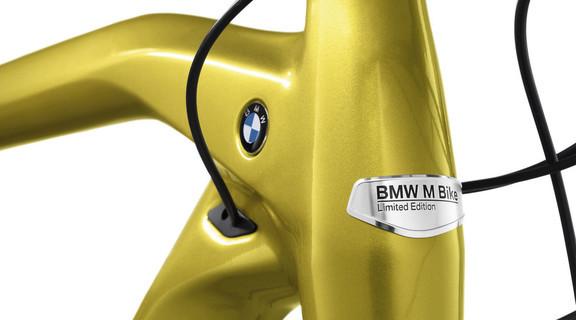 M-Bike: Fahrradfahren im BMW-Look