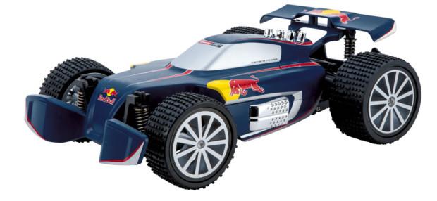 auto.de-Gewinnspiel: Carrera RC Red Bull NX1 - Mit Vollgas unterwegs