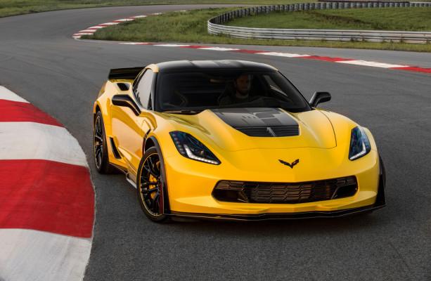 Renn-Corvette für die Straße