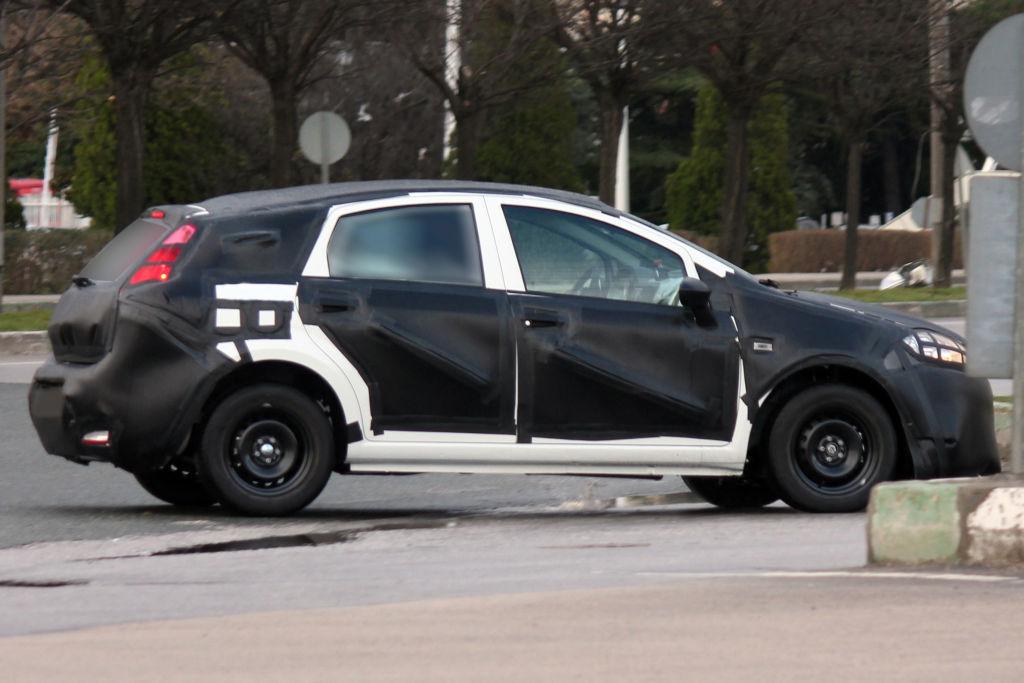 Erwischt: Erlkönig Fiat Bravo