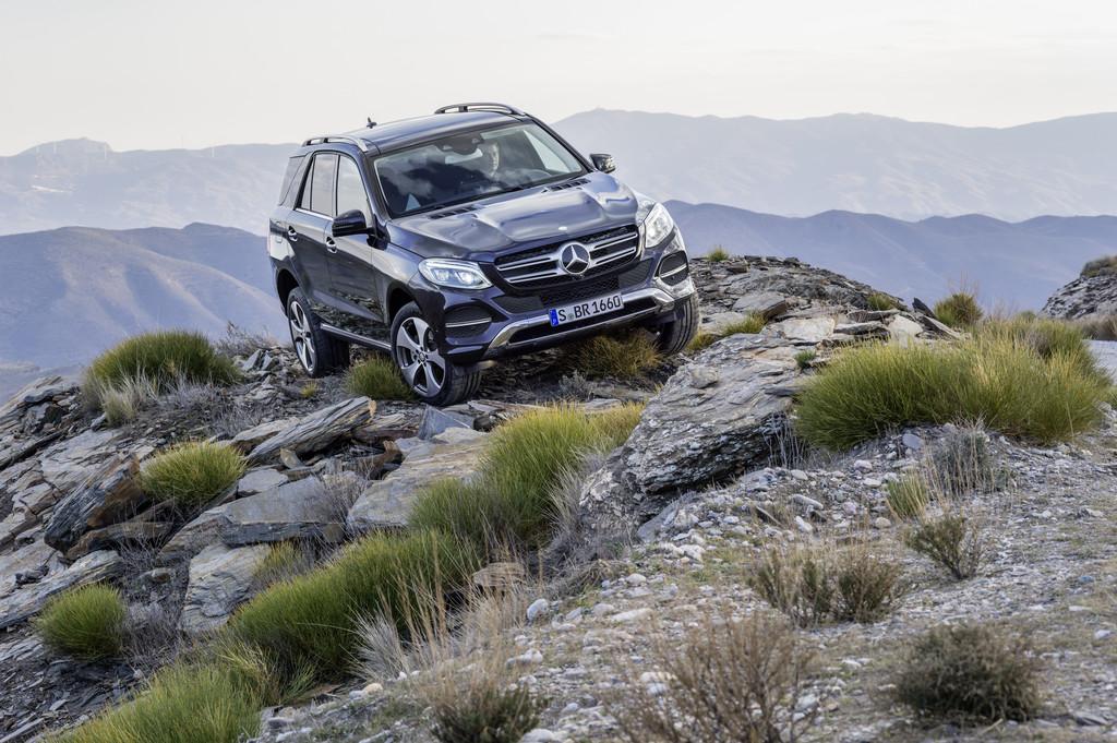 Mercedes-Benz GLE ab 45.350 Euro