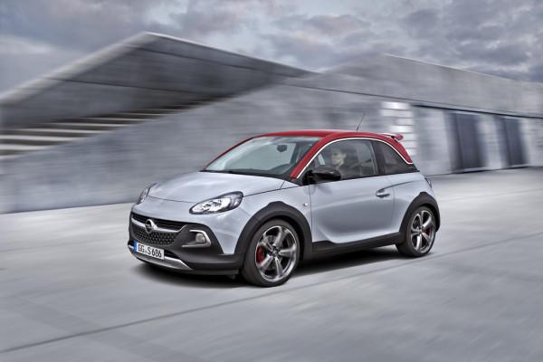 AutoRAI: Opel Adam Rocks S feiert Weltpremiere