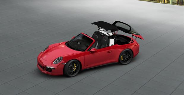 Porsche präsentiert neuen Car Configurator