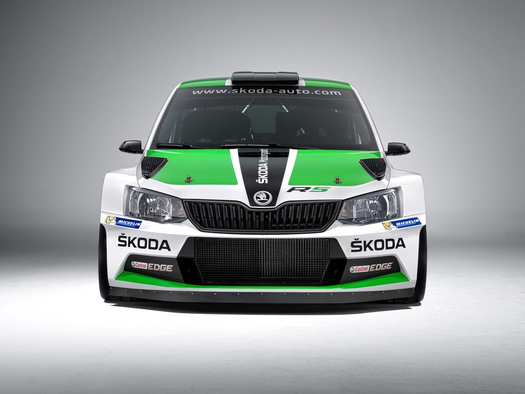 Rallye: Skoda Fabia R5 ist beliebt