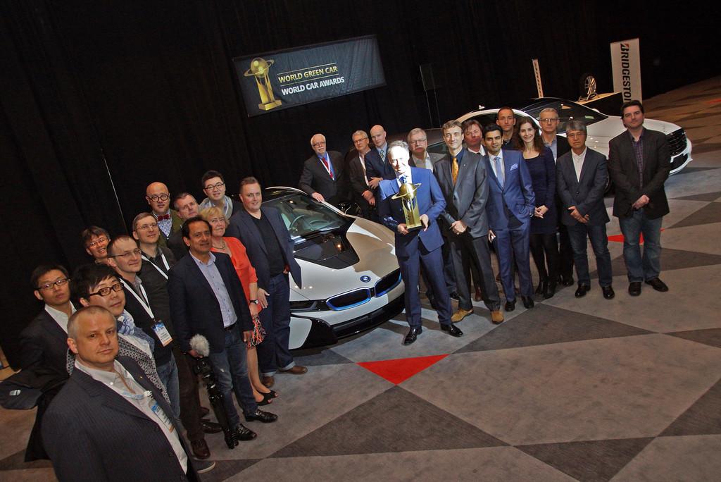 World Car of the Year 2015: Mercedes schafft den Hattrick