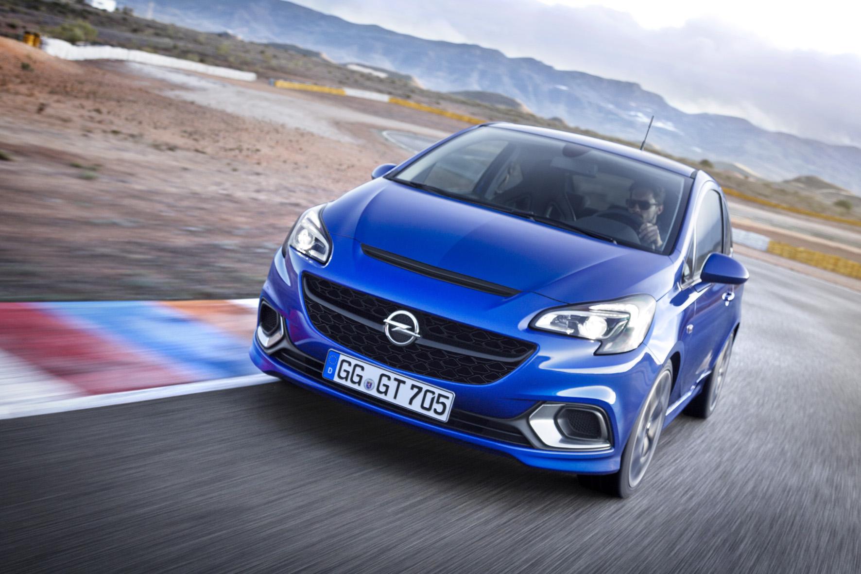Test Opel Corsa OPC: Rennsemmel mit Spaß-Faktor