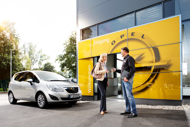 Neues Garantie-Paket von Opel