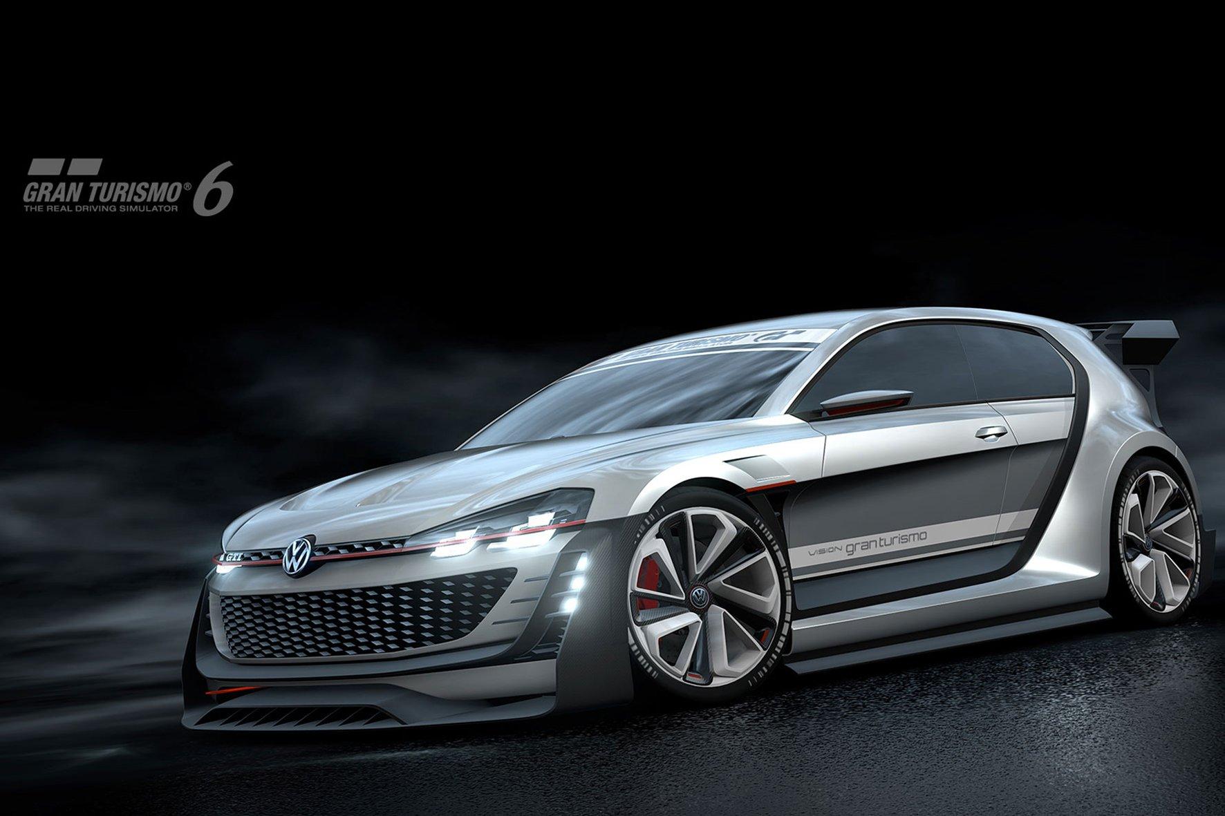 VW Golf GTI Supersport mit 503 PS fürs Wohnzimmer