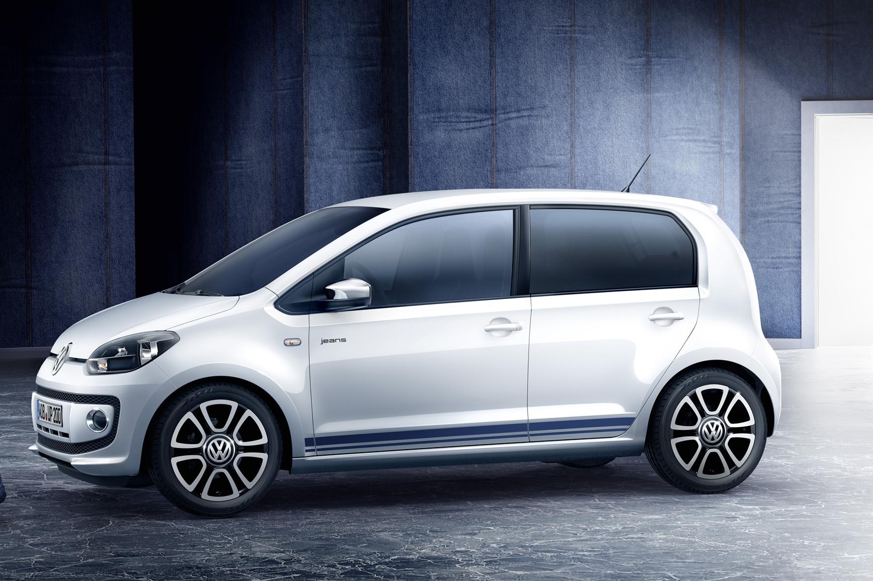 VW-Stadtflitzer als Sondermodell
