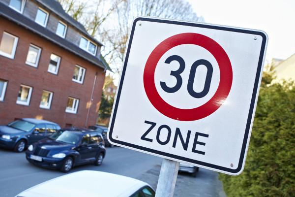 Mehr Tempo-30-Zonen geplant