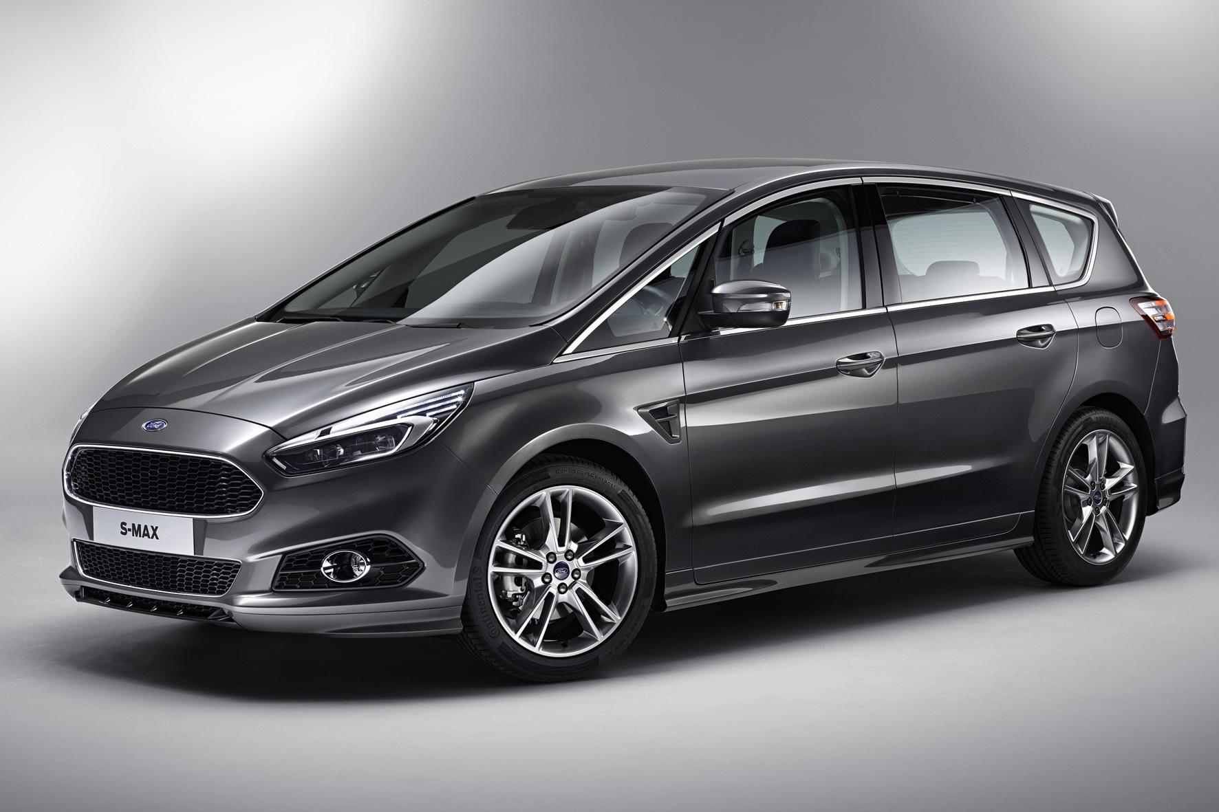 Erste Fahrt im Ford S-Max: Dynamisch und mit viel Platz