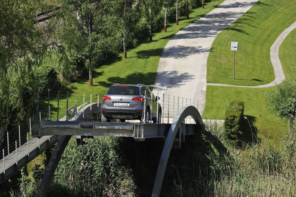 """Autostadt: Zum Geburtstag kommt die Welt in Wolfburgs """"Wohnzimmer"""""""