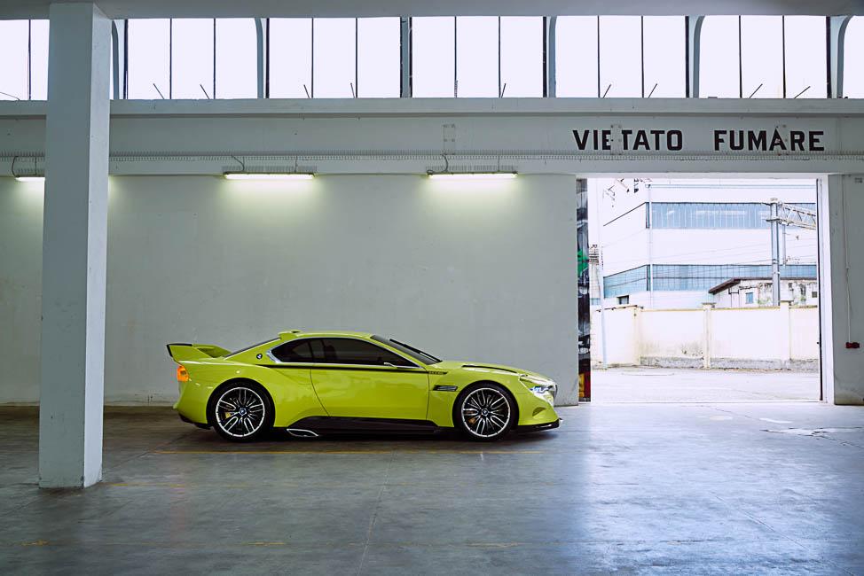 BMW 3.0 CSL Hommage: Mach's noch einmal