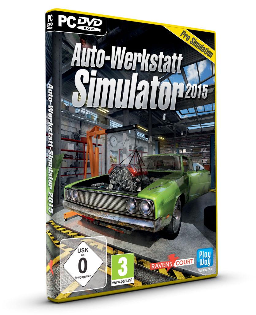 Der Auto-Werkstatt-Simulator 2015 erscheint am 22. Mai 2015 in Deutschland, Österreich und der Schweiz und wird zum Preis von 19,99 EUR (21,90 CHF) für PC im Handel erhältlich sein.