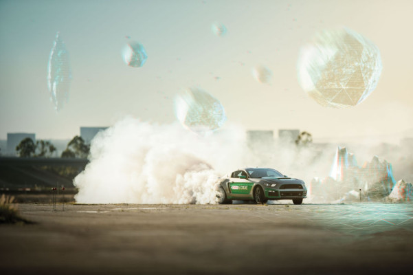 Castrol EDGE: Virtuelle Driving Challenge
