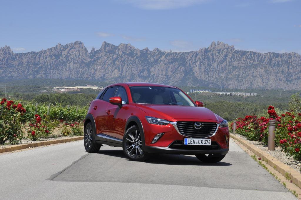 Premiere Mazda CX-3