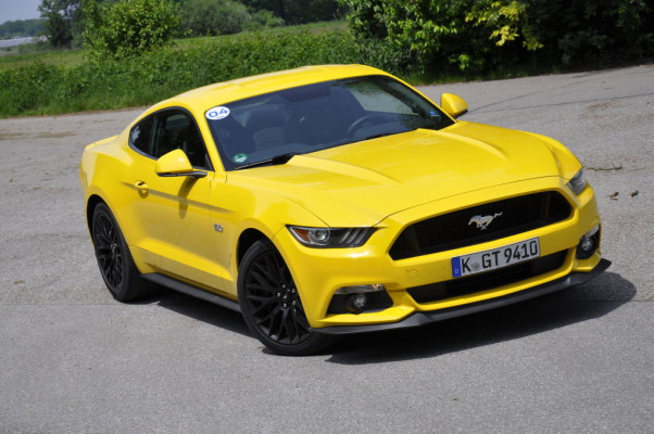 Ford Mustang GT - Mit 5.0-Liter-V8
