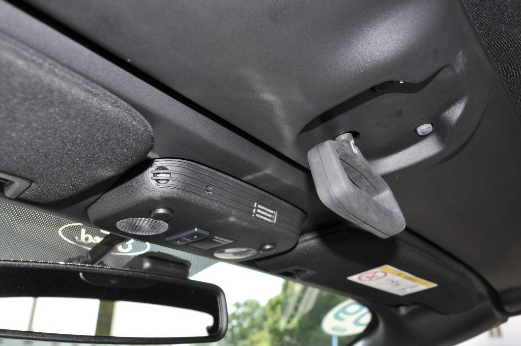 Ford Mustang Cabrio - Mit 2.3-Liter-Vierzylinder