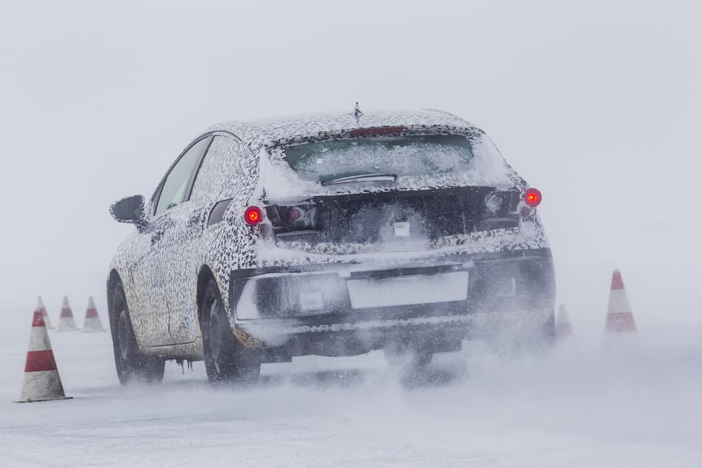 Tarnung gehört auch bei Opel zum Geschäft