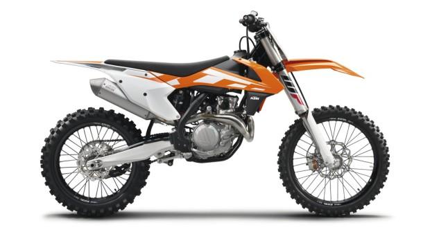 KTM präsentiert neue SX
