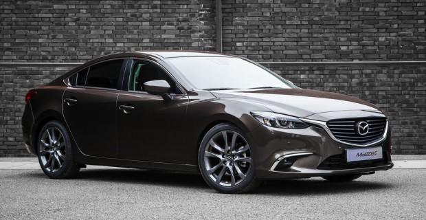Mazda-Zubehör sorgt für sportliche Note