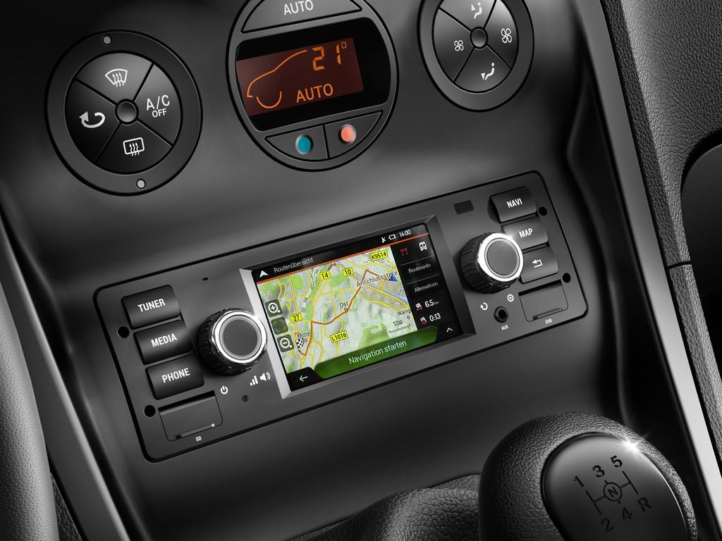 Euro 6 und mehr Features für den Mercedes-Benz Citan