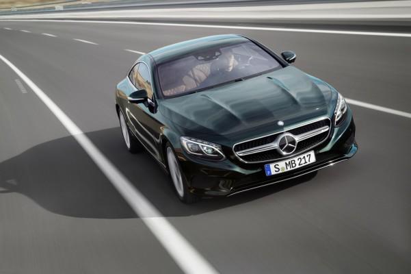 Fahrbericht Mercedes-Benz S 500 Coupé: Es darf gerne etwas mehr sein