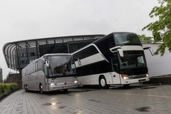 Daimler Marktführer bei Fernlinienbussen