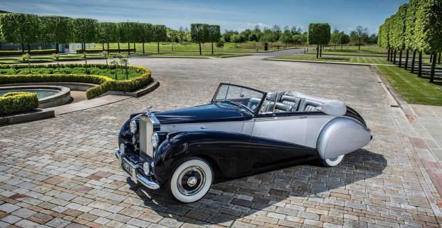 Neuer Rolls-Royce wird Dawn heißen