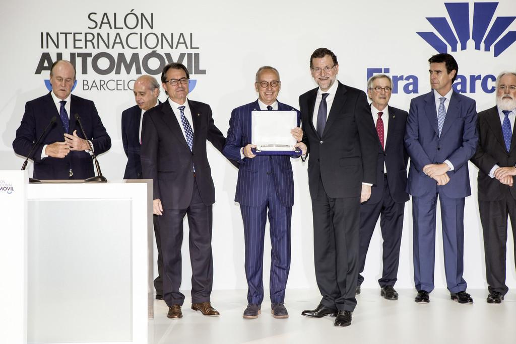 """De Silva erhält """"Designer Award"""""""