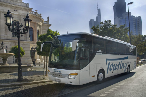 Regeln für den Fernbus