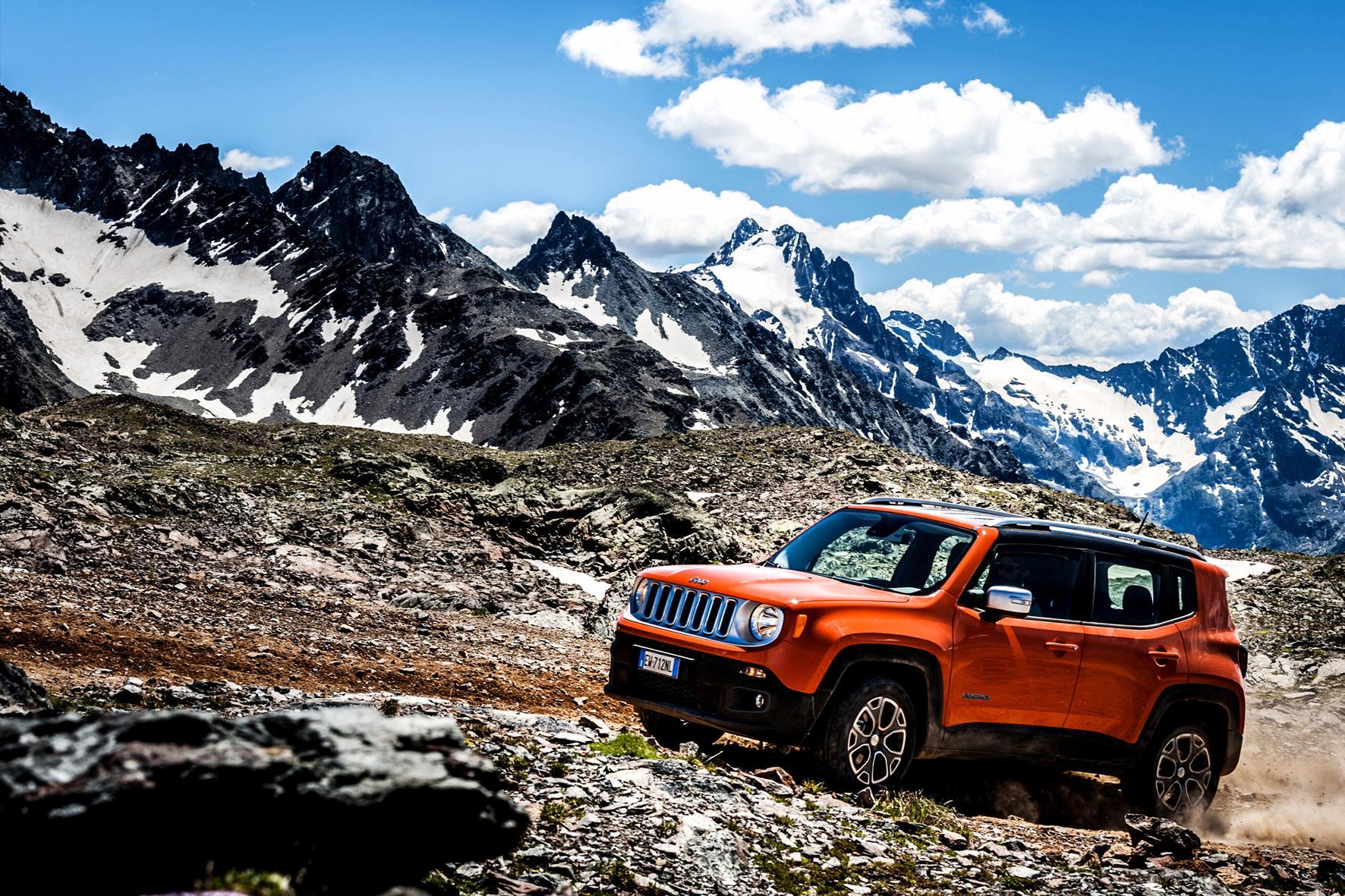 Neuer Top-Motor für den Jeep RenegadeNeuer Top-Motor für den Jeep Renegade