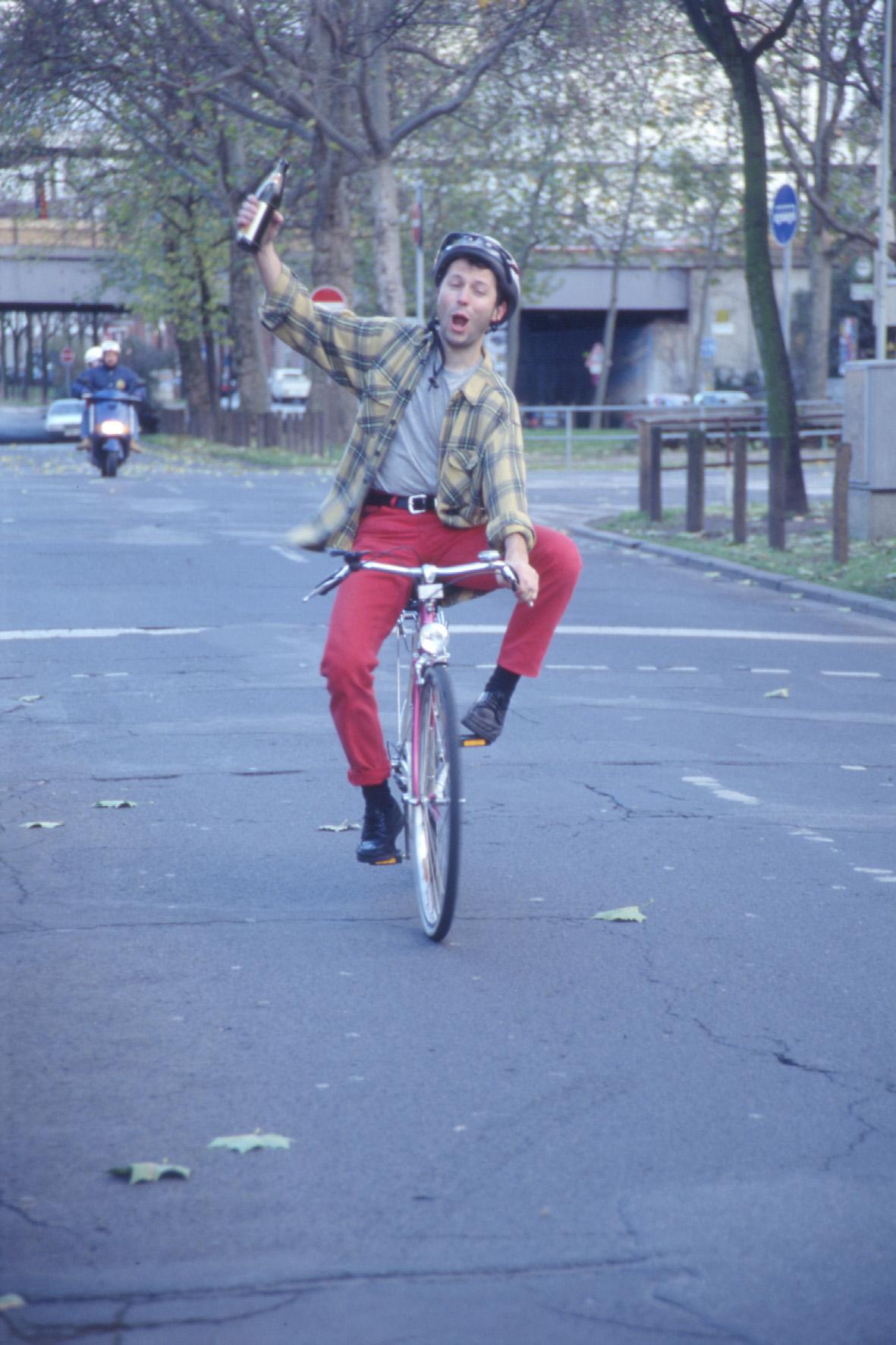 Verkehrswacht fordert Promille-Grenze für Radfahrer: 1,1 Promille