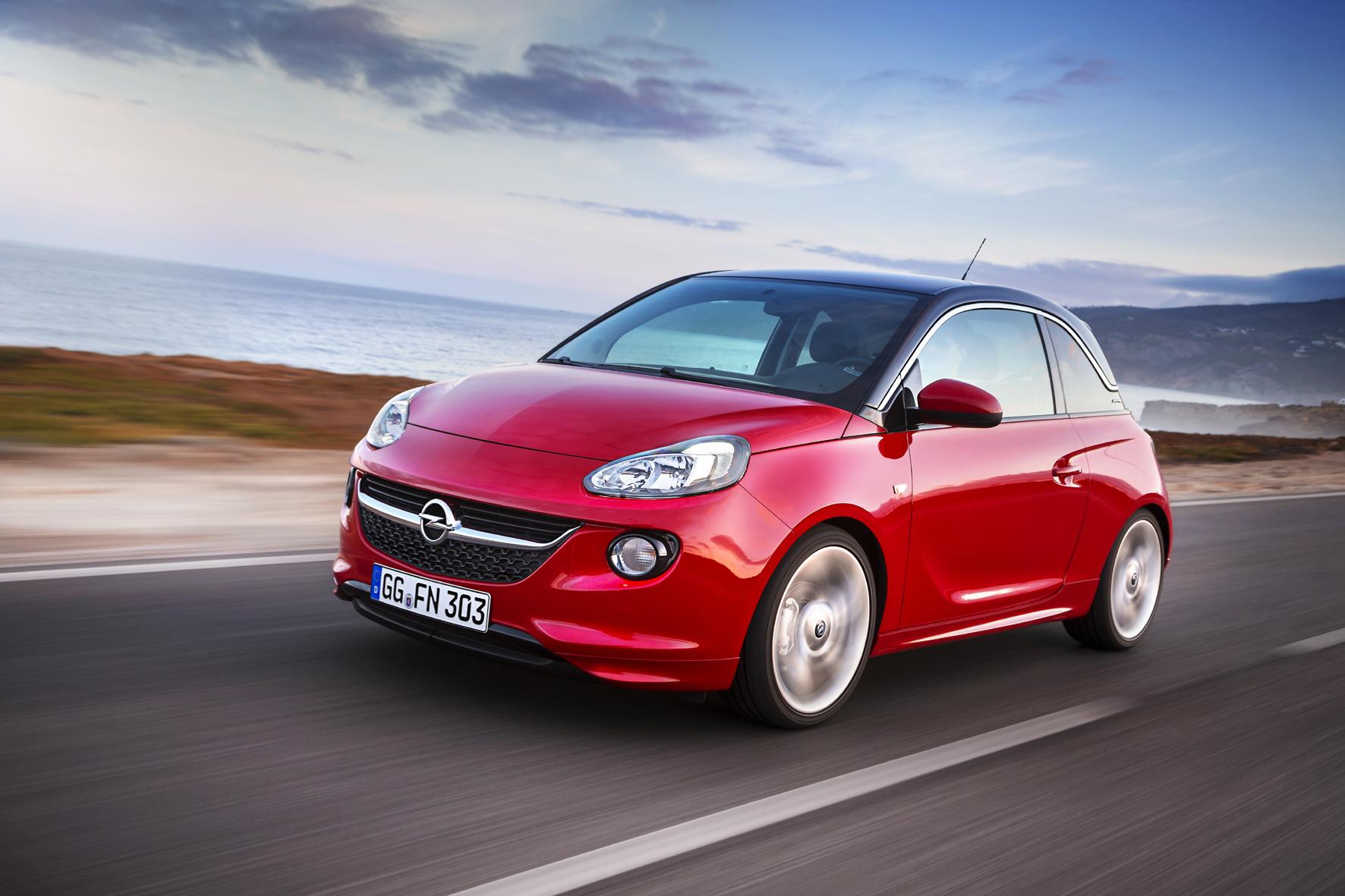 Felgen-Probleme: Rückruf für Opel Adam