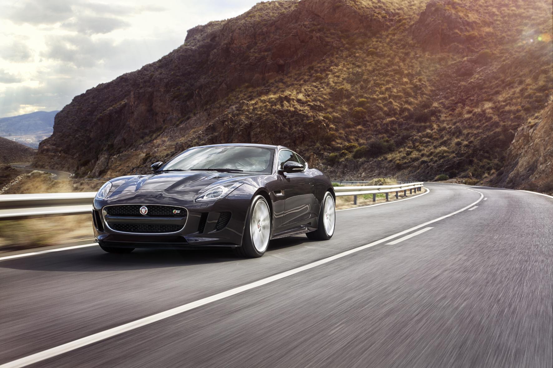 Kurztest Jaguar F-Type: Jetzt auch mit Allrad