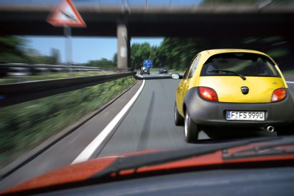 Autofahrer: Keine Ausreden beim Sicherheitsabstand